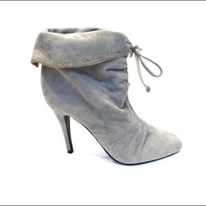 ALDO | Suede Ankle Booties